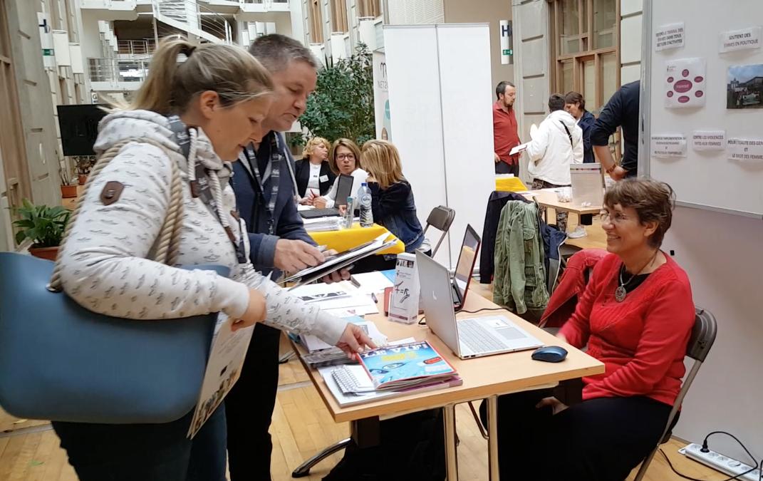Synergie Wallonie participe au Village de la Diversité du SPW